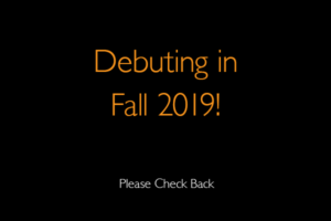Please Check Back-Fall 2019